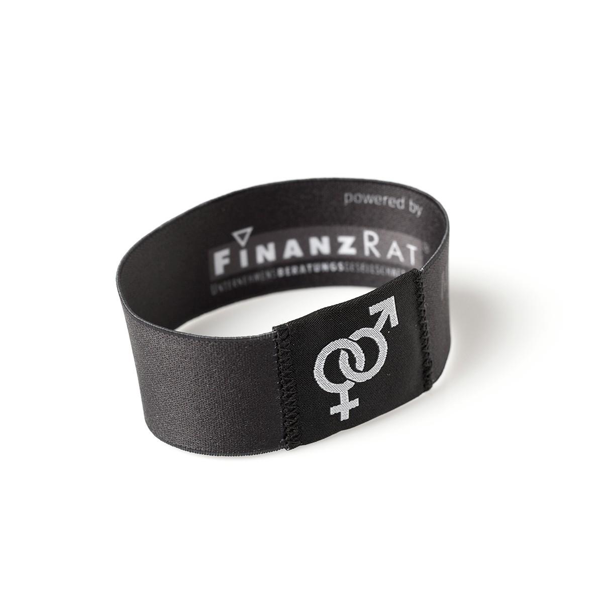 remise spéciale de pourtant pas vulgaire rechercher le meilleur Bracelets élastiques RFID - contrôle d'accès sur un bracelet élastique.